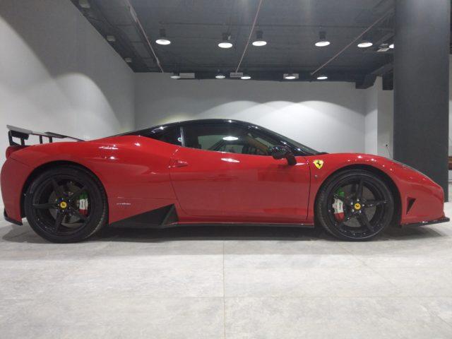 Ferrari 458 Italia Car Shipping From Dubai To Europe Car